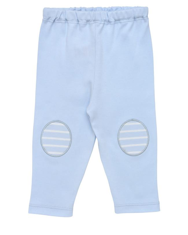 Pants with Oval Knee Patches - Under the Nile