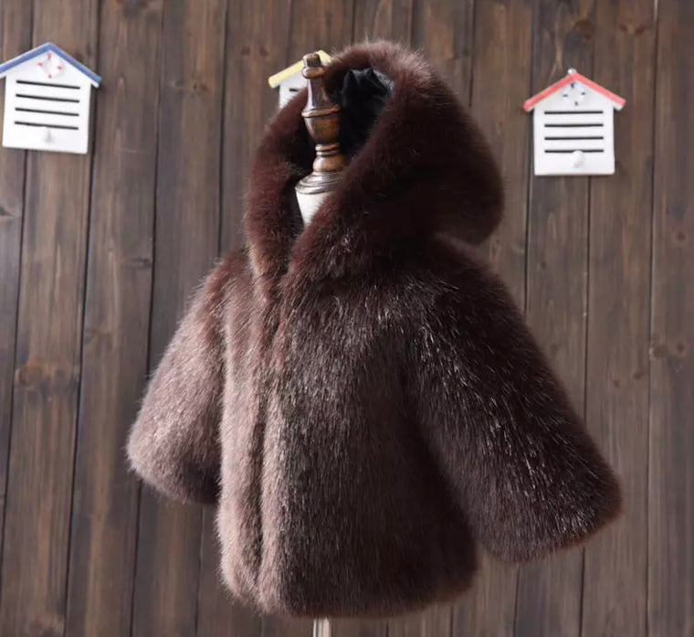 The Brooklyn Chocolate Coat