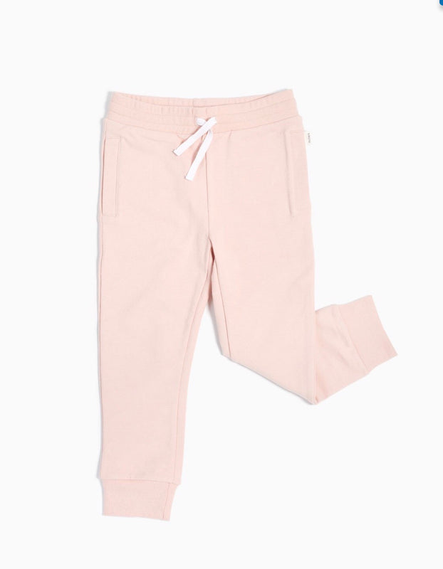 """MILES BASIC"" LIGHT PINK JOGGER - Camila New York"