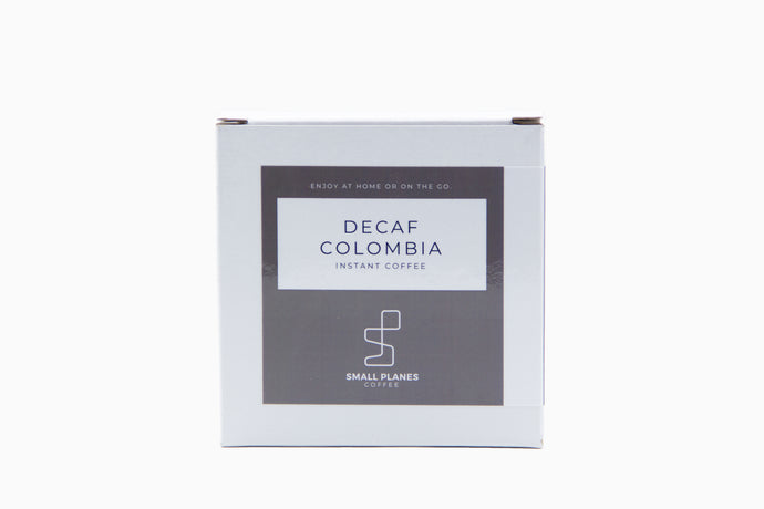 Decaf Colombia Instant Coffee