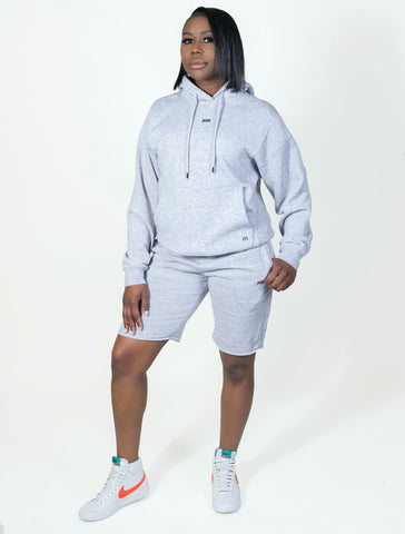 """JAWN"" ESSENTIAL SWEAT SHORT SET"