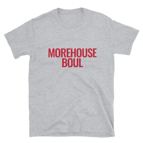 """MOREHOUSE BOUL"" TEE"