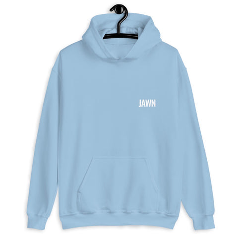 """JAWN"" HOODIE (S) - *LIMITED EDITION*"