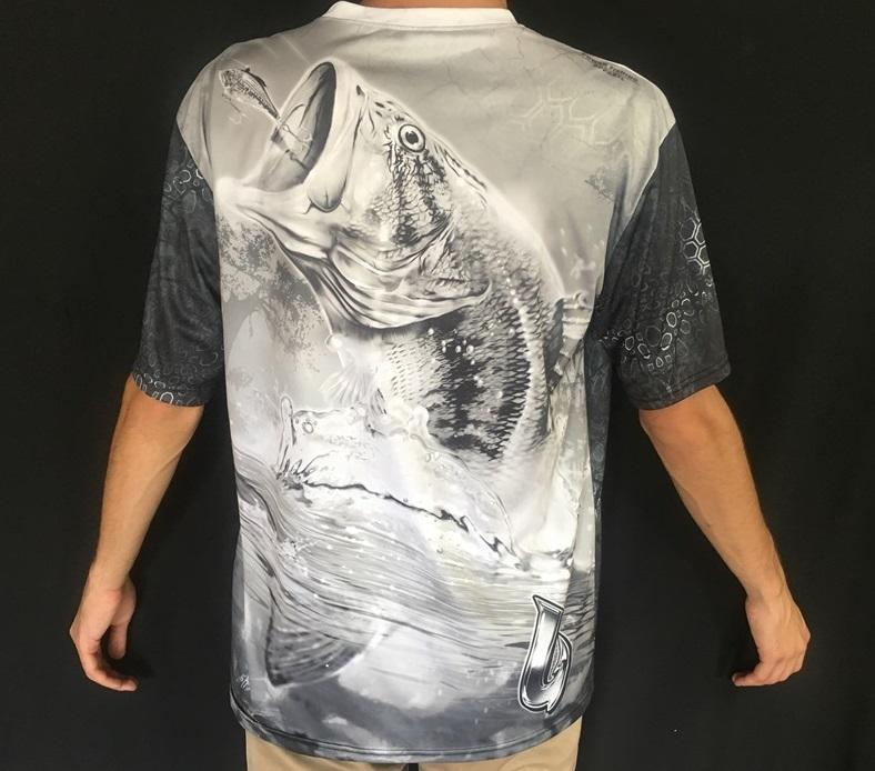 Men's 25th Anniversary SS Performance Tee - Angler's Choice Marine