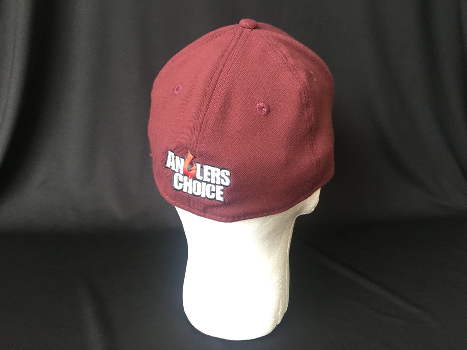 Maroon Stretch Solid - Angler's Choice Marine