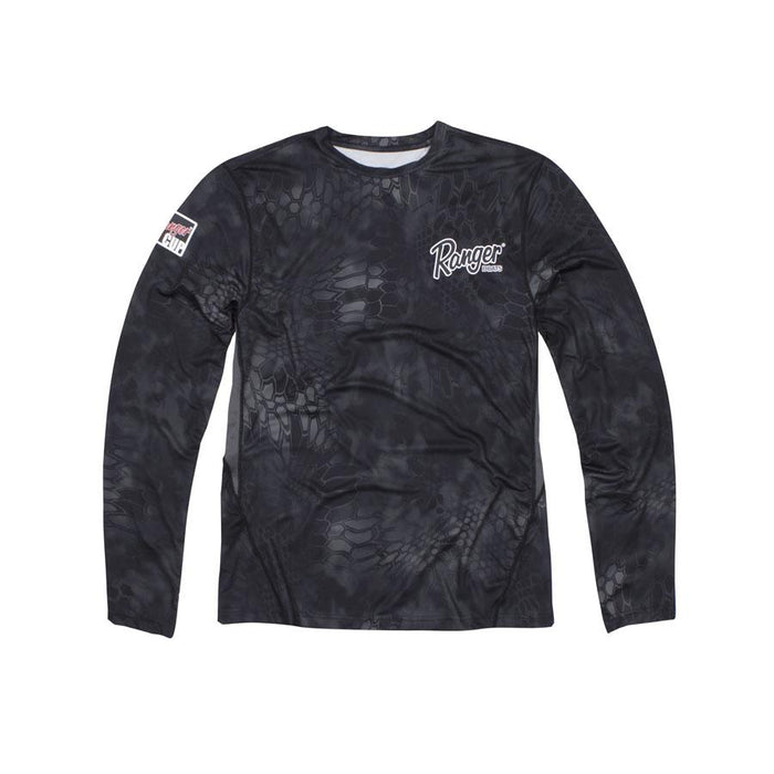 Ranger LS Kryptek Performance Shirt - Typhon - Angler's Choice Marine