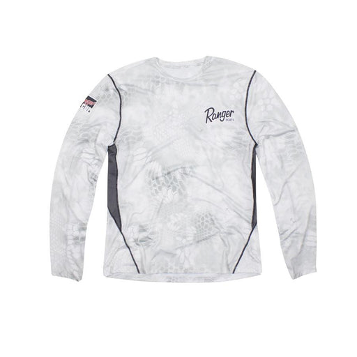 Ranger LS Kryptek Performance Shirt - Yeti - Angler's Choice Marine
