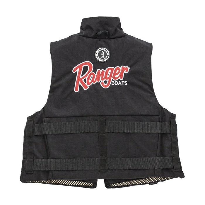 Mustang Tournament Vest - Angler's Choice Marine