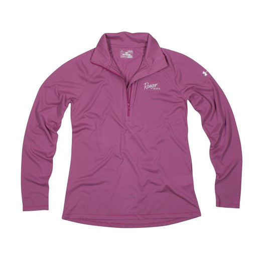 Ranger UA Tech 1/4 Zip - Ladies - Angler's Choice Marine