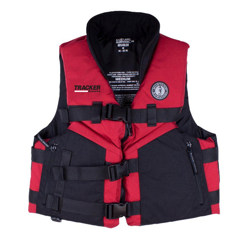 Tracker 100 MPH Mustang Vest - Angler's Choice Marine
