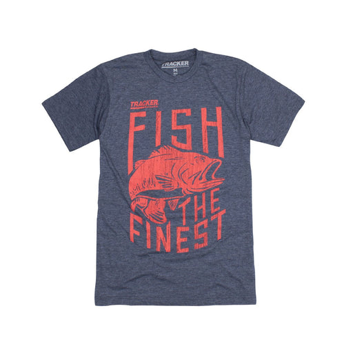 Fish the Finest Tee - Angler's Choice Marine