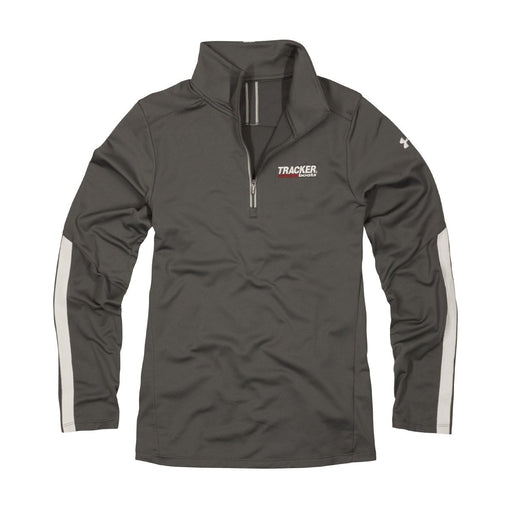 UA Qualifier 1/4 Zip - Ladies - Angler's Choice Marine