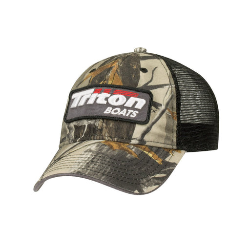True Timber Mesh Cap - Angler's Choice Marine