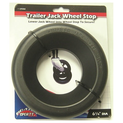 Trailer Jack Wheel Stop - Angler's Choice Marine