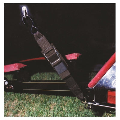 "1"" Wide X 4' Long Paddle Buckle Tie-Down - Angler's Choice Marine"