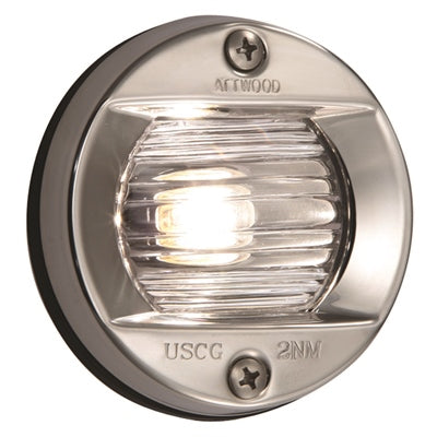 Transom Light - Vertical Flush Mount - Angler's Choice Marine