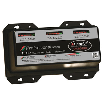 PROFESSIONAL SERIES 3 BANK 45AMP