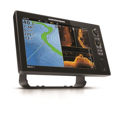 SOLIX 12 CHIRP GPS - Angler's Choice Marine