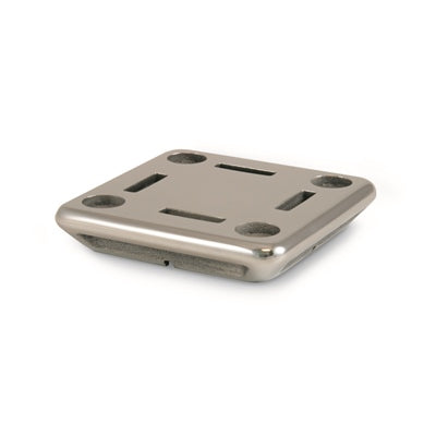 Cannon Stainless Steel Mounting Base (Uni-Troll™) - Angler's Choice Marine