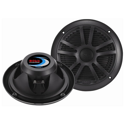 "6.5"" Dual Cone 180 Watt Marine Full Range Speakers - Angler's Choice Marine"