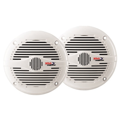 "6.5"" 2-Way 200 Watt Marine Full Range Speakers - Angler's Choice Marine"