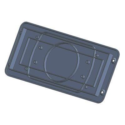 Retrofit Marine Housing Plate - Angler's Choice Marine
