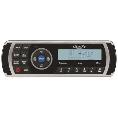 AM/FM/USB Bluetooth Stereo with App Control - Angler's Choice Marine