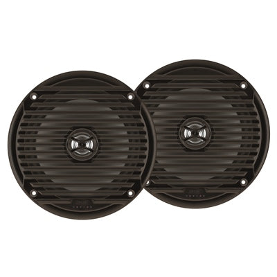 "6.5"" Coaxial Waterproof Speakers - Angler's Choice Marine"