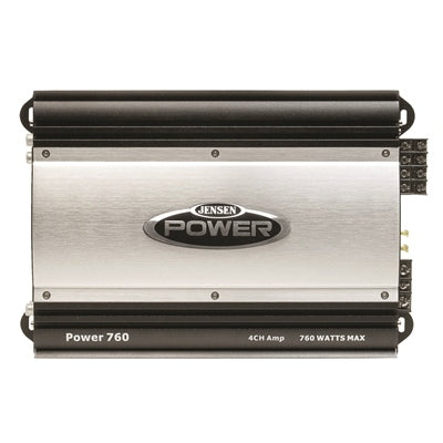 760 Watt 4-Channel Power Amplifier - Angler's Choice Marine