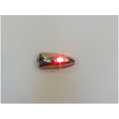 Single Side LED Navigation Bow Lights Vertical Mount - Angler's Choice Marine