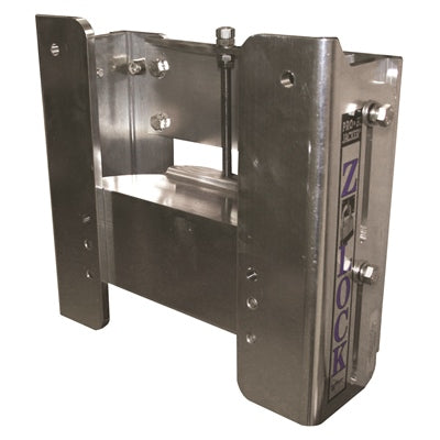 "Z-LOCK 10"" Manual Jack Plate - Angler's Choice Marine"
