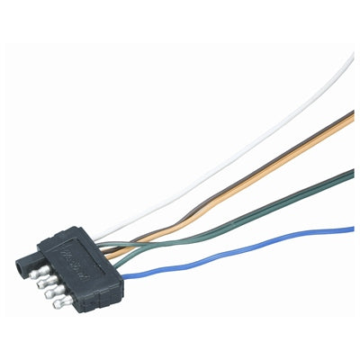 4' 5-Way Wiring Harness Connector - Angler's Choice Marine
