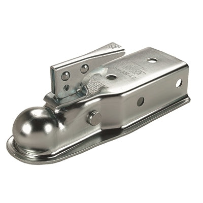 "Fulton Fas-Lok® Stamped Coupler -Class I, 1,200 lbs - 2-1/2"" Wide Channel - Angler's Choice Marine"