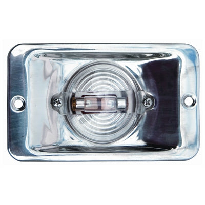Transom Light - Rectangular - Angler's Choice Marine