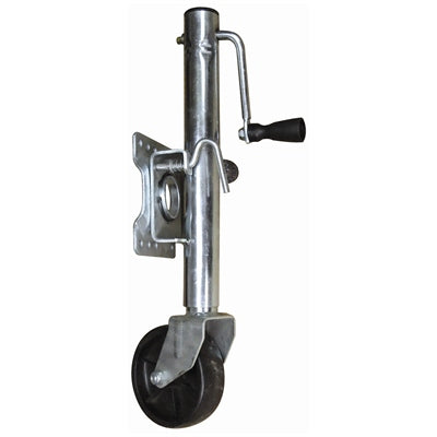 Swing-Up Trailer Jack - 1,000 lbs. Cap. - Angler's Choice Marine