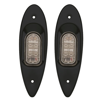 L.E.D. Advantage Side Lights - Angler's Choice Marine