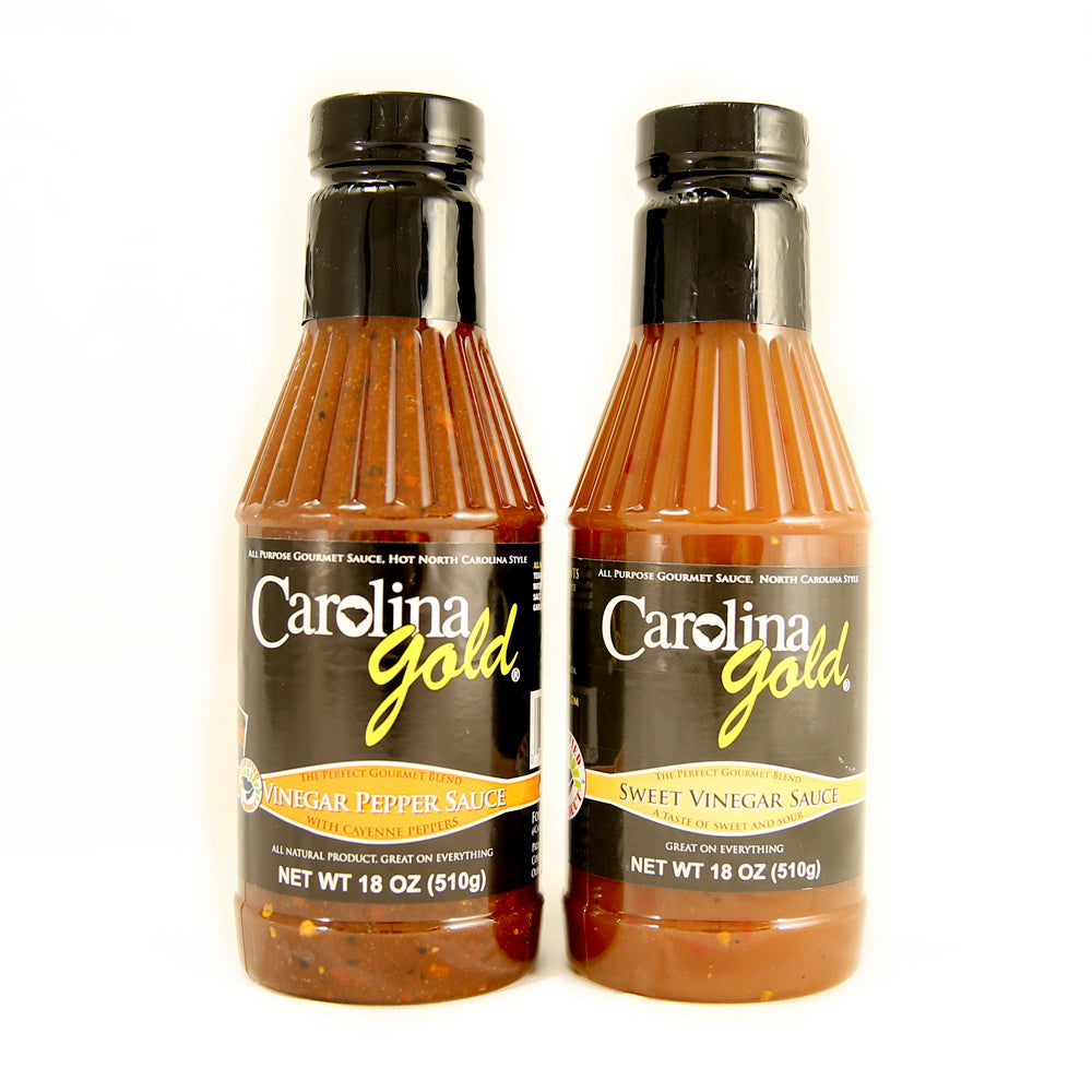 Gourmet Carolina Gold Sauce, 2 pack