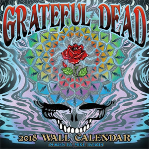 Grateful Dead Calendar - eDeadShop.com