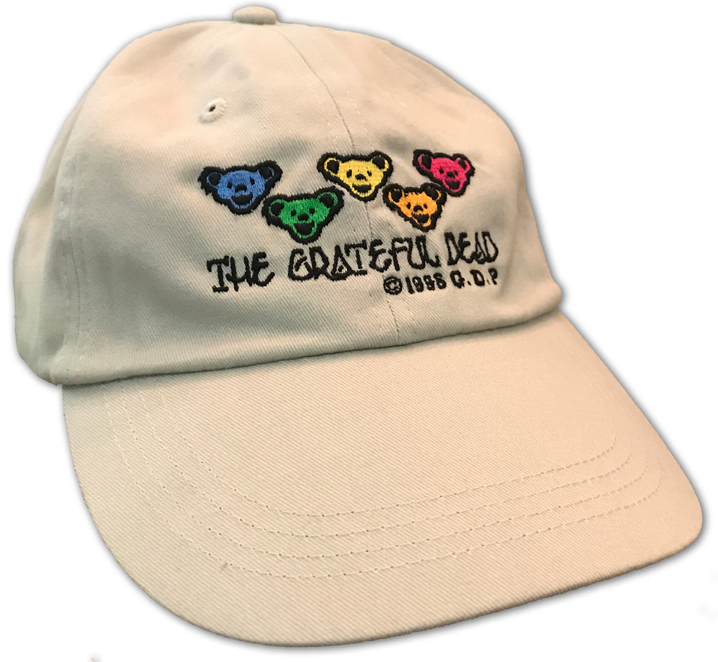 Woodbears Embroidered Hat