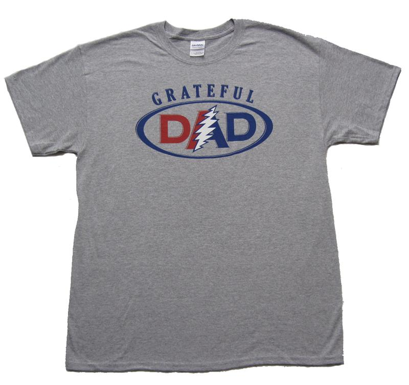Grateful Dad on Grey