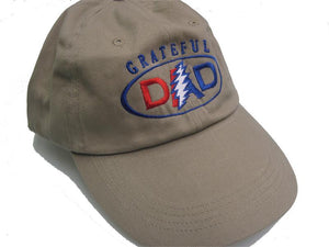 Grateful Dad Hat Embroidered - eDeadShop.com