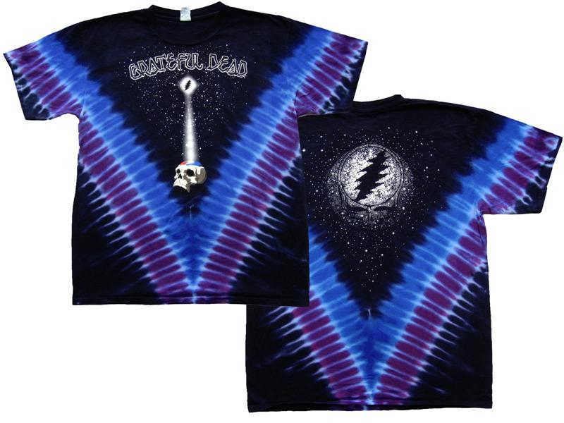 Grateful Dead Starshine tie dye t-shirt