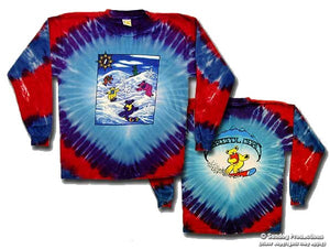 Grateful Dead Snowbears Long Sleeve