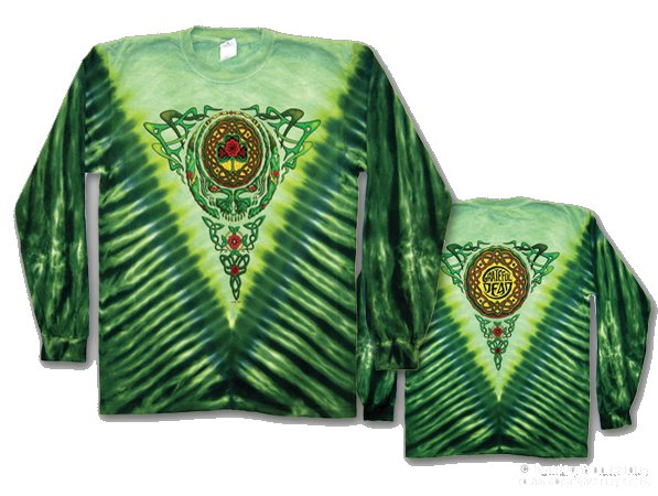 Grateful Dead Celtic Knot Long Sleeve - eDeadShop.com