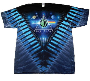 Pink Floyd 40 years Dark Side tee shirt - eDeadShop.com