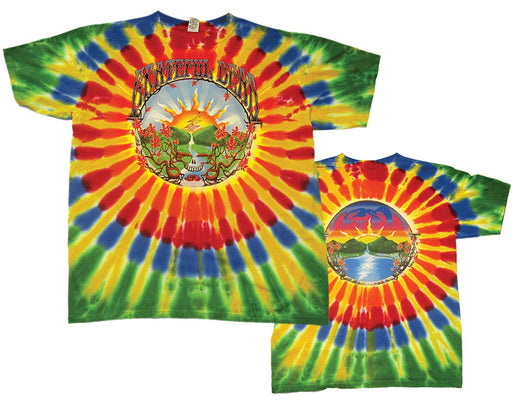 Grateful Dead Sunrise tie dye