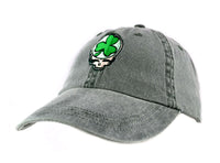 St. Paddy's Day Embroidered Stealie Shamrock Hat