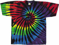 Stained Glass Tie Dye Shirt - eDeadShop.com
