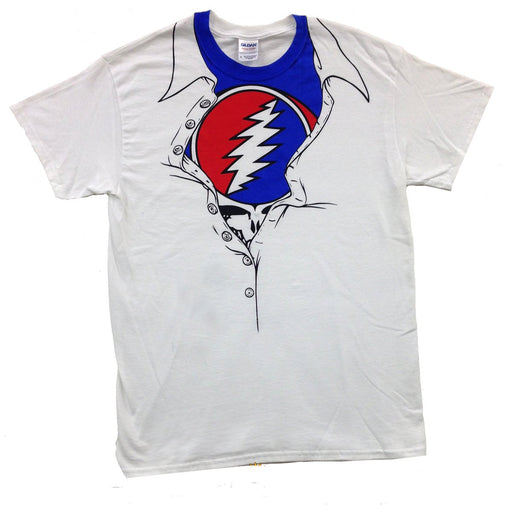 Grateful Dead Unleashed t-shirt