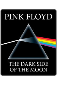 Pink Floyd Dark Side Of The Moon Fleece Throw Blanket